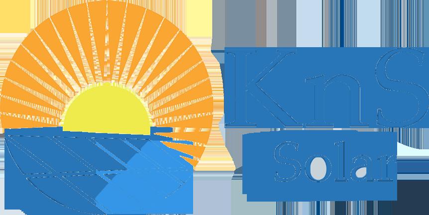 KNS Solar Light Logo