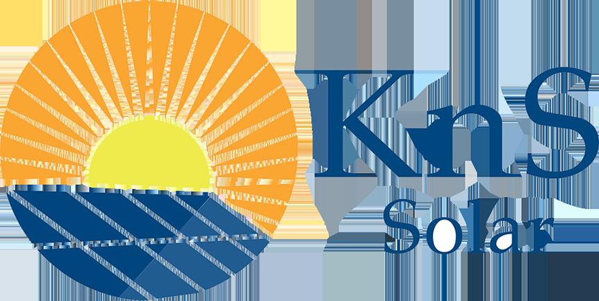 KNS Solar Logo