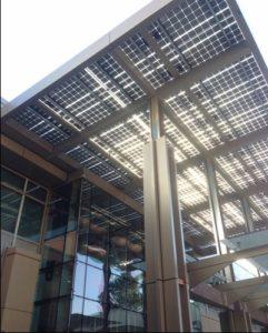 Solar Glass Porch